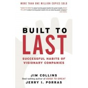 Built to Last: Successful Habits of Visionary Companies, Hardcover