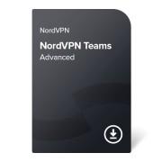 NordVPN Teams Advanced – 1 hónap 6 devices