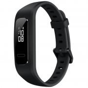 HUAWEI Band 3e Smart Bracelet Fitness Activity Tracker Dual Wrist & Footwear Mode - Black