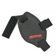 Beschermende Shift Pad Motorfiets Gear slijtvaste Rubber Schoenen Scuff Mark Protector Laarzen Cover Shifter Guards