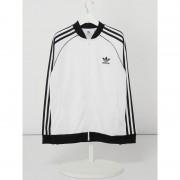 Adidas Trainingsjacke mit Logo-Details