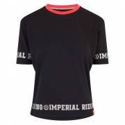 Imperialriding Imperial Riding Shimmer T-shirt, junior - Zwart - Size: 164