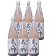 山元酒造 本格焼酎 蔵の神 1800ml瓶×6本
