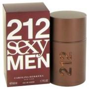 Carolina Herrera 212 Sexy By For Men. Spray 1.7-Ounce Bottle