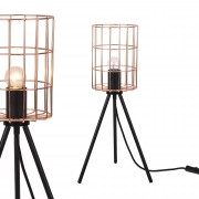 [lux.pro]® Design stolní lampa 'Canberra' - 1 x E27, max. 60W