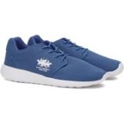 Santa Monica Sneakers For Men(Blue)