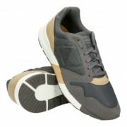 "le coq sportif OMEGA X CRAFT ""Dark Gull Gray"""