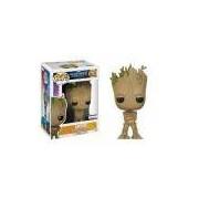 Groot 207 Exclusivo Pop Funko Guardiões da Galáxia Marvel