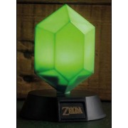 Paladone Legend of Zelda - Green Rupee 3D Light