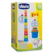 Chicco (artsana spa) Ch Gioco Numeri Impilabili 6m+