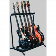Rockstand Soporte múltiple para 5 guitarras Stand RS 20861 B/2