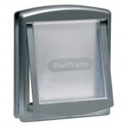 PetSafe 2-Way Pet Door 757 Medium 26.7x22.8 cm Silver 5022