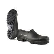 Dunlop Klomp plastic 814p zwart 35/36