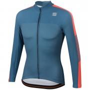 Sportful BodyFit Pro Thermal Jersey - L - Blue Stellar