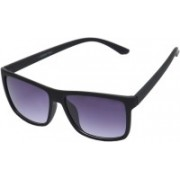 Crackers Clubmaster Sunglasses(Violet)