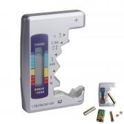 Digital Battery Tester Checker Battery Capacity Tester For C/D/9V/AA/AAA/1.5V Lithium Battery Power Supply Measuring Instrument