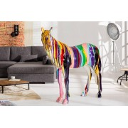 Plastika Byfrod kôň pop art 160cm