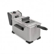 Kitchen Chef Professional Friteuse professionnelle simple cuve 23,5 cm Kitchen Chef Professional