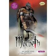 Macbeth: The Graphic Novel: Plain Text, Paperback