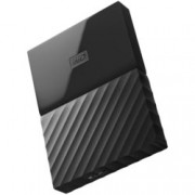 "4TB Western Digital My Passport, външен, 2.5"", черен, USB 3.0"