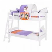 Dečiji krevet na sprat Erik Beli Little Witch
