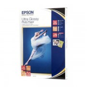 PAPEL FOTOGRAFICO EPSON ULTRA GLOSSY 13 x 18 C13S041944