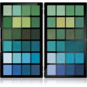 Makeup Revolution Colour Book paleta de sombras em pó tom CB05 48x0,8 g