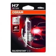 Osram Silverstar SV2 H7 1db - 64210SV2-01B autós izzó