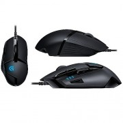 Logitech G402 Hyperion Fury USB Kablolu FPS Gaming Oyun 1ms 4000dpi Optik Mouse