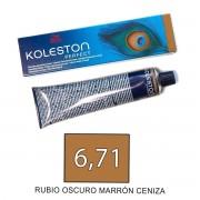 Wella KOLESTON PERFECT Tinte 6/71 tamaño 60ml