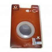 Forever Blister filtru+garnituri silicon Moka inox (Conny/Splendy) 6 cesti