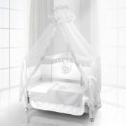 Beatrice Bambini Комплект в кроватку Beatrice Bambini Unico Sogno 125х65 (6 предметов)