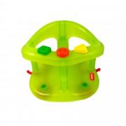 Scaun de baie pentru bebelusi cu jucarii Keter, Verde