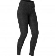 Nyamba Legging sport taille haute Fit+ 500 femme en coton Noir Printé - Nyamba