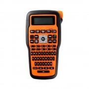 Aparat etichetat Sanco E1000 profesional portabil compatibil cu toate benzile Brother cu latime 6, 9, 12mm, adaptor la retea 230V