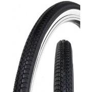 Cauciuc K192 26x1-3/8 (37-590) cu perete lateral alb