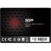 SSD SATA3 120GB SiliconPower Slim S57 500/300MB/s, SP120GBSS3S57A25