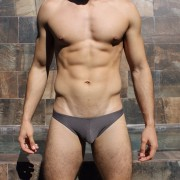 McKillop Gravity Custom Sphere Bikini Underwear Dark Grey GKSP-DG1
