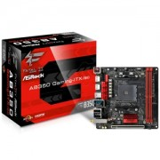 Placa de baza ASRock Fatal1ty AB350 Gaming-ITX/ac, socket AM4