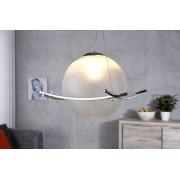 Bol hanglamp in frame