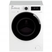 Masina de spalat rufe Beko WTE10744XW0, Premium Line, 10 kg, 1400 RPM, Optisense, Motor ProSmart Inverter, Clasa A+++, 60 cm, Alb