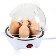 1923AHOLIC EGG BOILER EGG COOKER DOUBLE2 14 P EG -14EP Egg Cooker Egg Cooker(Multicolor, 7 Eggs)