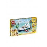 Lego Creator - Abenteuer auf der Yacht 31083