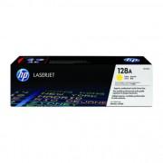 Despec HP 128A Y CE322A Original lasertoner (1300 sidors)