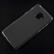 Samsung Galaxy A8 Plus (2018) Силиконов Калъф TPU и Протектор