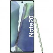 Samsung Galaxy Note 20 dual sim pametni telefon 256 GB 6.7 palac(17 cm)dual-sim android™ 10 64 MPix, 12 MPix, 12 MPix zele