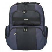 Samsonite Infinipak Business Rucksack 44 cm Laptopfach blue black