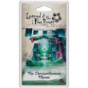 Set Carti Legend Of The Five Rings Lcg: The Chrysanthemum Throne Dynasty Expansion Pack