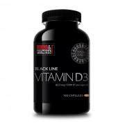 Budo & Fitness Black Line Vitamin D3