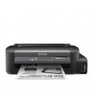 Мастиленоструен принтер Epson WorkForce M105, монохромен, 1440x720 dpi, 34 стр/мин, LAN, Wi-Fi, USB, A4